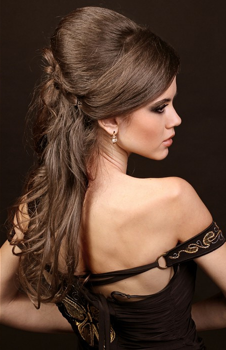 Hairstyles : Long Hair Party Hairstyles Super Inspiration A Long Throughout Long Hairstyles For A Party (View 11 of 25)