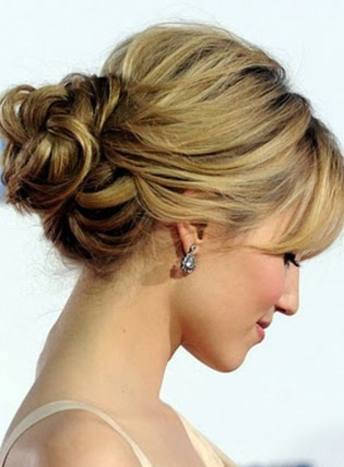 Hairstyles : Long Hairstyles Updos Casual Long Hairstyles' Hairstyless Inside Long Hairstyles Updos Casual (View 25 of 25)
