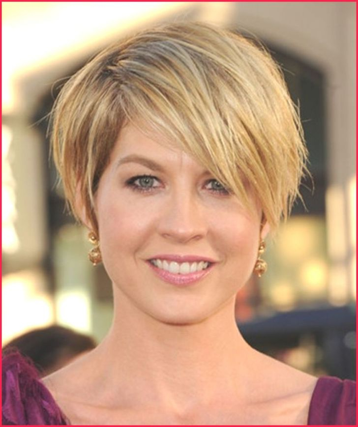 Hairstyles : Short Hairstyles For Round Faces Over 50 Short Within Long Hairstyles For Round Faces Over (View 21 of 25)