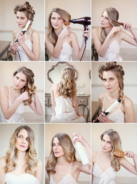 Hairstyles To Do Yourself: Romantic Long Wavy Hairstyle – Popular For Long Hairstyles Do It Yourself (View 13 of 25)