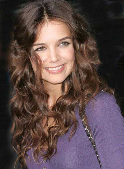 Hairstyles : Wavy Long Locks Charming 20 Best Haircuts For Thick Throughout Long Haircuts For Thick Curly Hair (View 6 of 25)