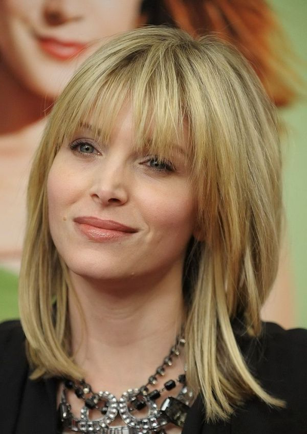 Featured Photo of Long Length Hairstyles With Fringe