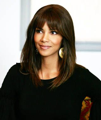 Halle Berry's Hairstyles Inside Halle Berry Long Hairstyles (View 14 of 25)