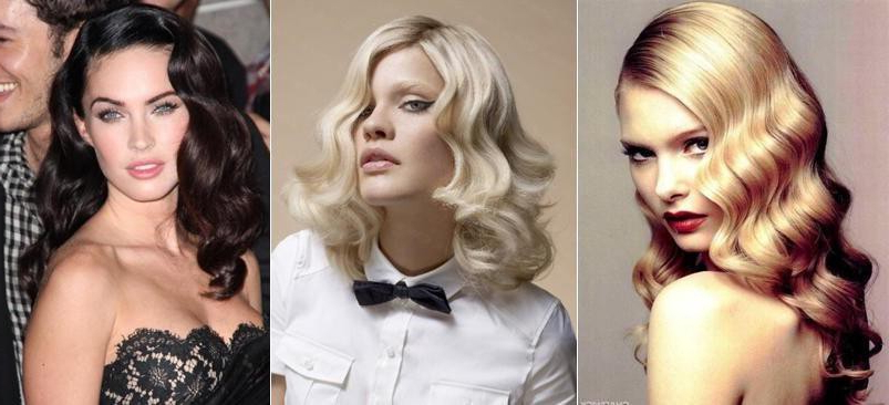 Hollywood Wave: The Vintage Hairstyle – Konul – Medium Pertaining To Old Hollywood Long Hairstyles (View 9 of 25)