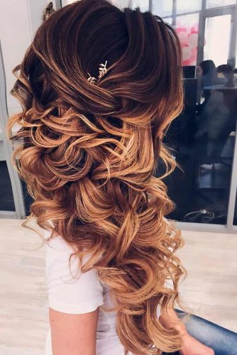Homecoming Hairstyles 2019: Cute Hairstyles For Homecoming | Ladylife In Long Hairstyles For Homecoming (View 25 of 25)