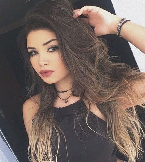 Hottest Long Ombre Hairstyles 2015 – 2016 | Full Dose Within Long Hairstyles In (View 15 of 25)