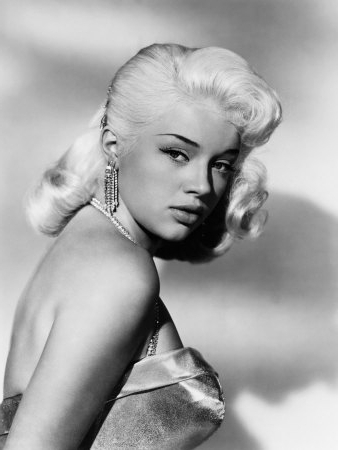 How Retro: Long Hairstyles Of The 1950's With Regard To Long Hairstyles In The 1950S (View 14 of 25)