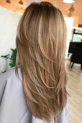 How To Choose The Right Layered Haircuts   Lovehairstyles Inside Long Layered Fine Hair (View 18 of 25)