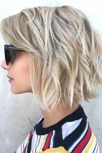 How To Choose The Right Layered Haircuts | Lovehairstyles Inside Messy Layered Haircuts For Fine Hair (View 5 of 24)