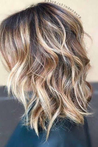 How To Choose The Right Layered Haircuts | Lovehairstyles Within Medium Textured Layers For Long Hairstyles (View 13 of 25)