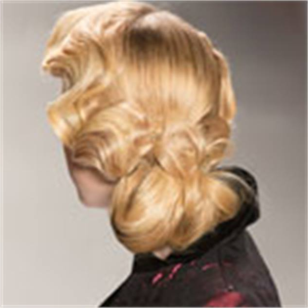 How To: Create Finger Waves 1930S Gangster Style – Events – Modern Salon Intended For Flowing Finger Waves Prom Hairstyles (View 17 of 25)