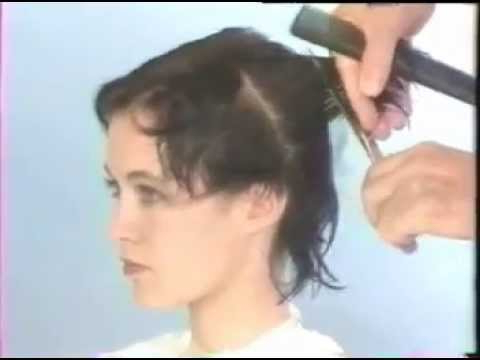 How To Cut Half Long Hair In A Short Haircuts – Youtube Inside Half Short Half Long Hairstyles (View 12 of 25)