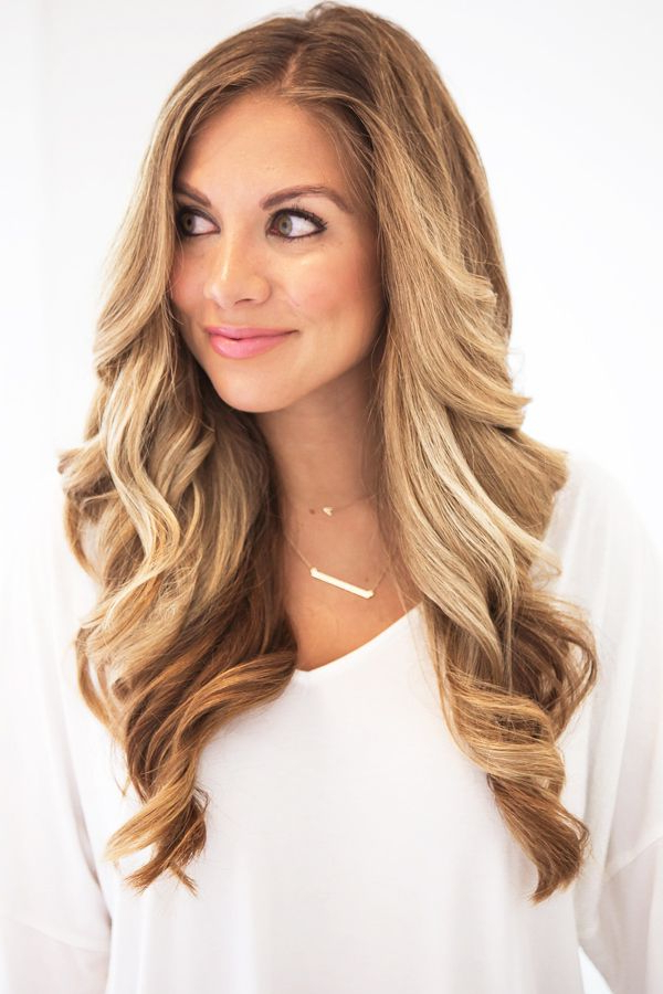 Featured Photo of Everyday Loose Wavy Curls For Long Hairstyles