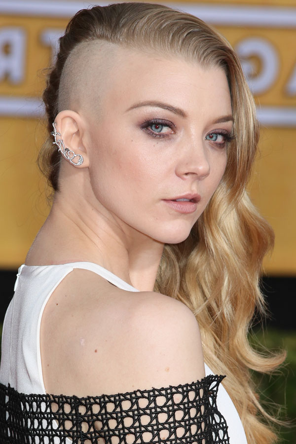 How To Grow Out An Undercut Or Half Shaved Hairstyle | Stylecaster In Half Shaved Long Hairstyles (View 15 of 25)