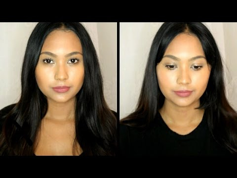 How To Make Your Face Look Slimmer / Do's And Don'ts For Round Faces For Long Hairstyles That Make You Look Thinner (View 19 of 25)