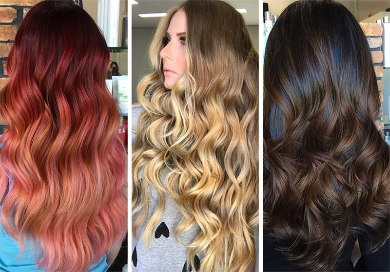 How To Pick The Best Hair Color For Your Skin Tone – Glowsly Regarding Warm Toned Brown Hairstyles With Caramel Balayage (View 20 of 25)