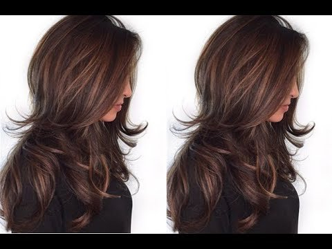 How To: Quick And Easy Long Layered Haircut Tutorial – Layered In Long Hairstyles Layers (View 21 of 25)