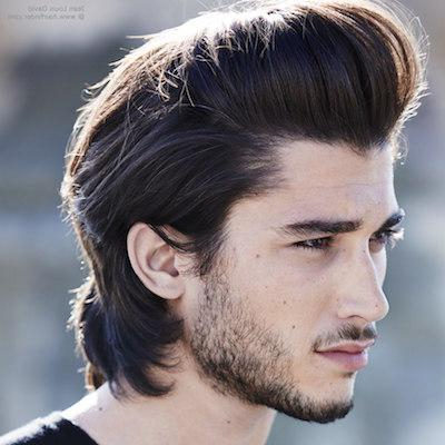 How To Style A Modern Quiff With Hairstyles Quiff Long Hair (View 5 of 25)