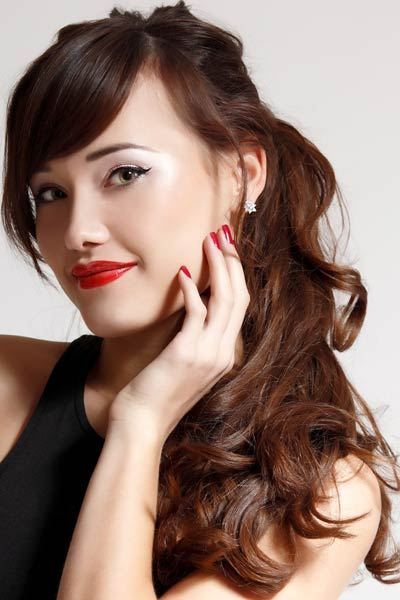 How To Style And Care For Coarse Thick Hair – Women Hairstyles Within Long Hairstyles For Women With Thick Hair (View 18 of 25)