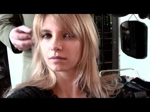 How To Style Fringe (Or Bangs!) When Too Long, Or Growing Out – Youtube With Regard To Long Hairstyles Growing Out Bangs (View 24 of 25)