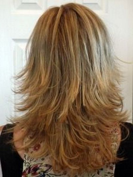 How To Take Layer Cutting With Long Choppy Haircuts With A Sprinkling Of Layers (View 19 of 25)