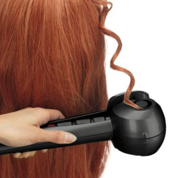 How To Use Electric Hair Curlers – Fashion Spreads For Electric Curlers For Long Hair (View 14 of 25)