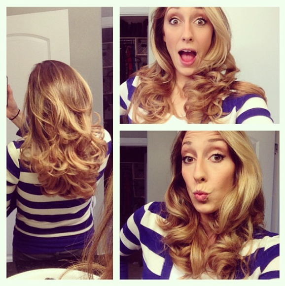 How To Use Hot Rollers! (And Actually Make It Look Good!) Q&a Regarding Electric Curlers For Long Hair (View 18 of 25)