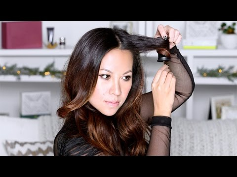 How To Use Hot Rollers – Youtube Within Long Hairstyles Using Hot Rollers (View 19 of 25)