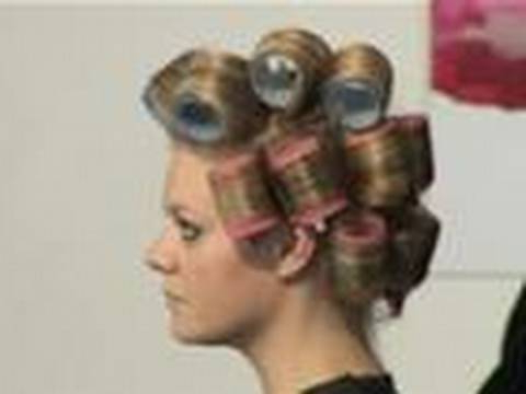 How To Use Rollers – Youtube With Long Hairstyles Using Rollers (View 6 of 25)