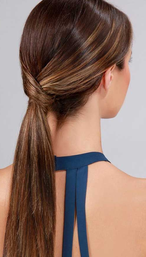How To Wear Your Long Hair For An Interview? – Hair World Magazine With Long Hairstyles Job Interview (View 5 of 25)