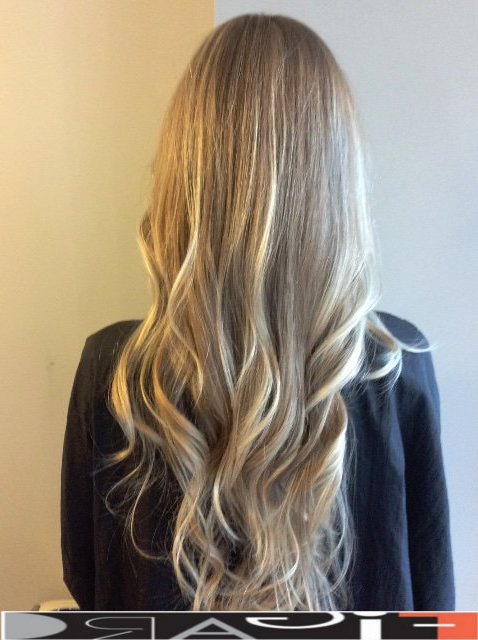 Ideas For Long Length Hairstyles   Hairstyle Images For Long Hair Within Waist Length Brunette Hairstyles With Textured Layers (View 13 of 25)