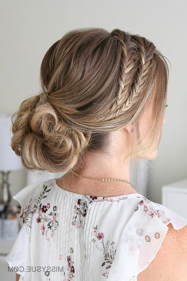 If You're As Obsessed With Fishtail Braids As I Am, Then You'll Love Throughout Double Fishtail Braids For Prom (View 22 of 25)