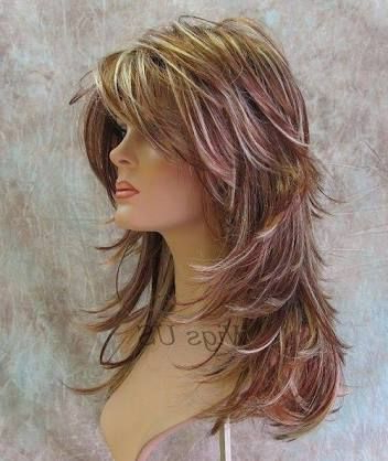 Image Result For Layered Haircuts Long Hair Illustration   Hair In With Choppy Layered Hairstyles For Long Hair (View 9 of 25)