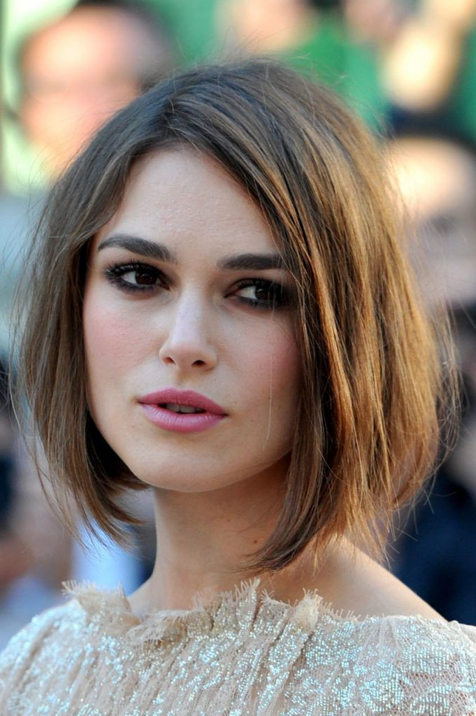 Image Result For Long Neck, Square Face Haircuts | Hair Ideas | Hair Regarding Long Neck Hairstyles (View 22 of 25)