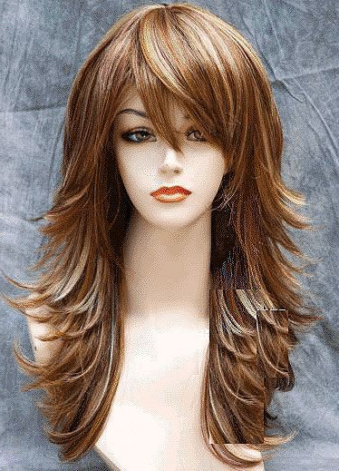 Image Result For Long Straight Hair With Lots Of Layers | Hair Regarding Long Hairstyles With Lots Of Layers (View 18 of 25)