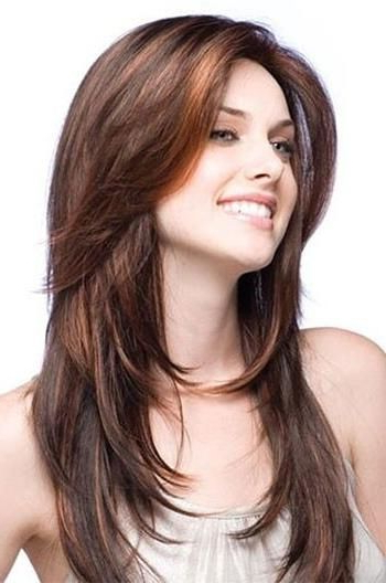 Indian Haircut For Thin Hair 15 Of Long Haircuts Indian Hair Throughout Indian Hair Cutting Styles For Long Hair (View 5 of 25)