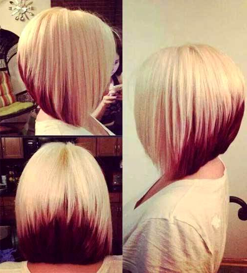 Inverted Bob Haircuts And Hairstyles 2018 | Long, Short, Medium Throughout Hairstyles Long Inverted Bob (View 14 of 25)