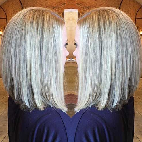 Inverted Bob Hairstyle Back View | Hair Color In 2019 | Hair Styles For Long Inverted Bob Back View Hairstyles (View 16 of 25)