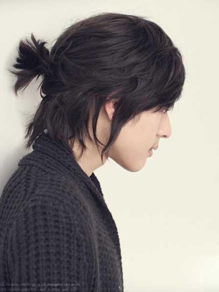 Japanese Hairstyles For Men With Long Hair | Mens Hairstyles | Asian in Japanese Long Hairstyles 2015