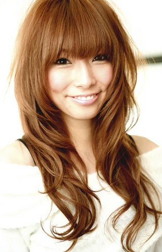 Japanese Hairstyles | «{ Hairstyle }» | Hair, Hair Styles, Japanese Pertaining To Long Layered Japanese Hairstyles (View 14 of 25)