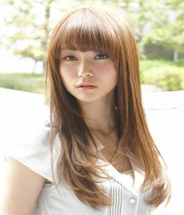 Japanese Long Hairstyles 2015 | Zquotes intended for Long Straight Japanese Hairstyles