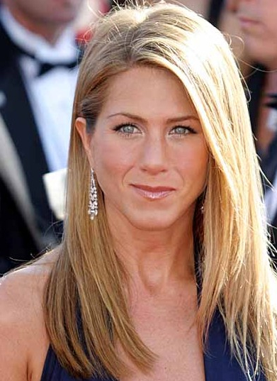 Jennifer Aniston Hairstyles: Pictures Of Jennifer Aniston Haircuts with Jennifer Aniston Long Haircuts