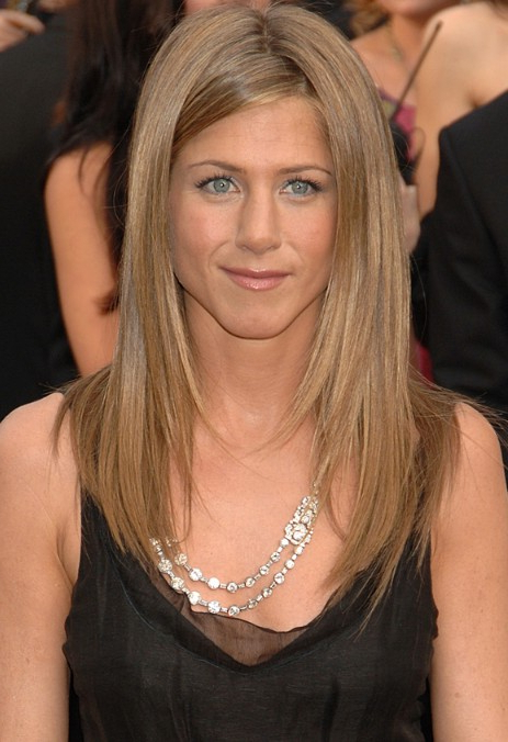 Jennifer Aniston Long Hair Styles: Very Sleek Hair!!! - Hairstyles with regard to Jennifer Aniston Long Hairstyles