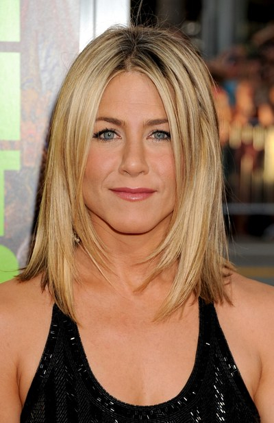 Jennifer Aniston's Hair Evolution Proves She's Never Had A Bad Hair with Jennifer Aniston Long Hairstyles