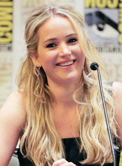 Jennifer Lawrence - Beauty Riot for Jennifer Lawrence Long Hairstyles