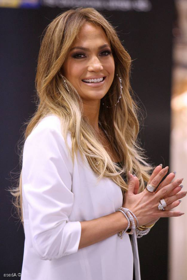 Jennifer Lopez Hair Evolution: 12 Hairstyles To Try With Regard To Long Hairstyles Jennifer Lopez (View 21 of 25)