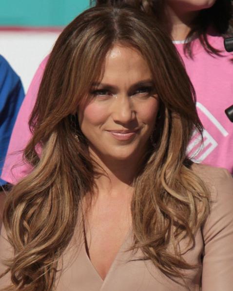 Jennifer Lopez Hairstyle: Long Straight Cut – Hairstyles Weekly In Long Hairstyles Jennifer Lopez (View 9 of 25)