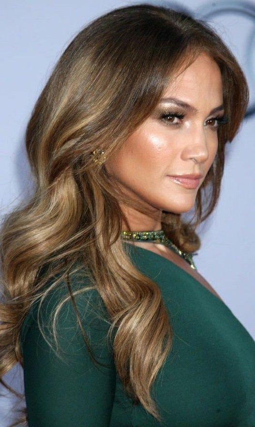 Jennifer Lopez Long Layers Hairstyle | Hairstyles | Hair, Jennifer Pertaining To Long Layered Hairstyles Jennifer Lopez (View 18 of 25)