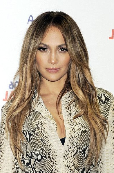 Jennifer Lopez Long Straight Cut In 2019 | Hair And Makeup | Hair inside Long Layered Hairstyles Jennifer Lopez
