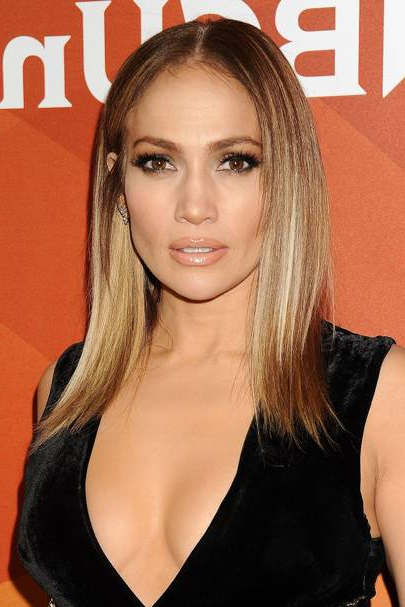 Jennifer Lopez: Look Book – Celebrity Hair And Hairstyles | Glamour Uk For Long Hairstyles Jennifer Lopez (View 20 of 25)